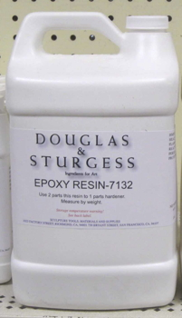 Epoxy 7132, resin only, Gallon