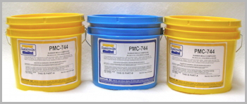 Smooth-On PMC-744, 3 Gallon set