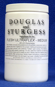 Flesh Ultraflex Medium, Quart