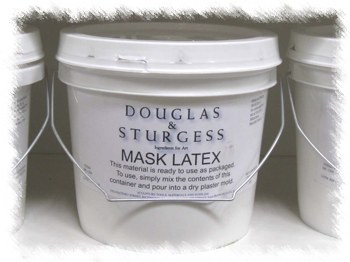 Mask Latex, 1 Gallon