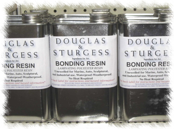 Bonding Resin, 1 Quart