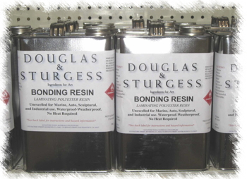 Douglas And Sturgess Bonding Resin 1 Gallon