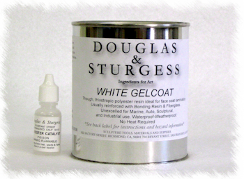 White Gel Coat, 1 Quart