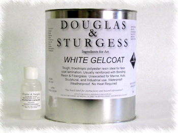 White Gel Coat, 1 Gallon