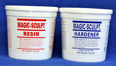 Magic Sculpt, 2 Quart Set